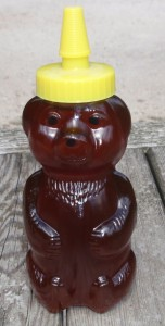 Honey squeeze bear.