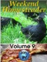 Cover of January 2012 Weekend Homesteader.