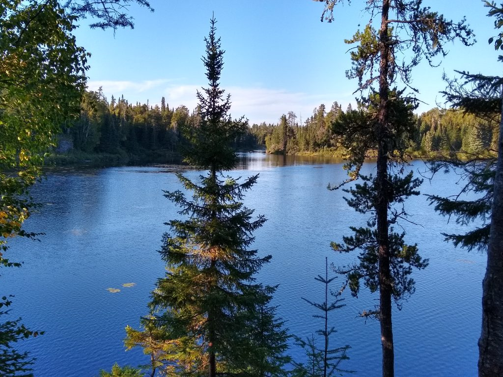 view of Jack Lake